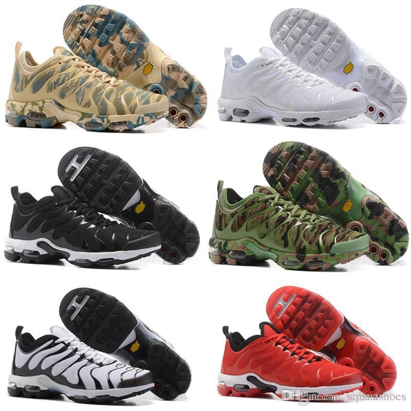 check out b2c3d e9bb2 Nike Air Max Nike MaxWholesalle TN Rainbow Para Hombre Zapatos De Fondo  Plano Cojín De Aire Hombres Transpirable Luz Zapatillas De Deporte  Zapatillas Para ...