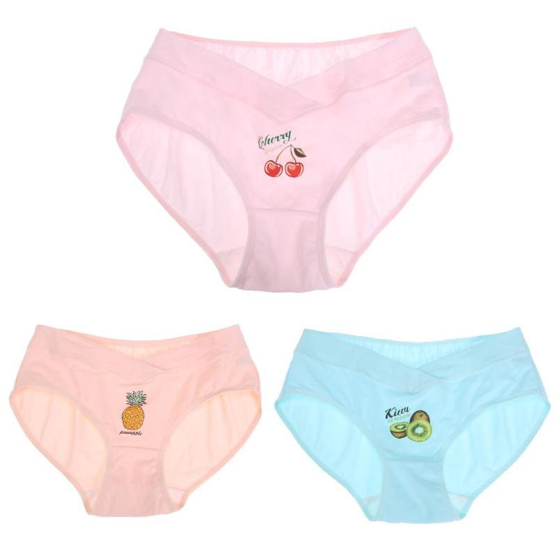 ed755242ef6 Pregnant Women Traceless U-Shaped Cotton Stretch Low Waist Briefs For Pregnant  Women Plus Size Panties Clothes Maternity Panties Cheap Maternity Panties  ...