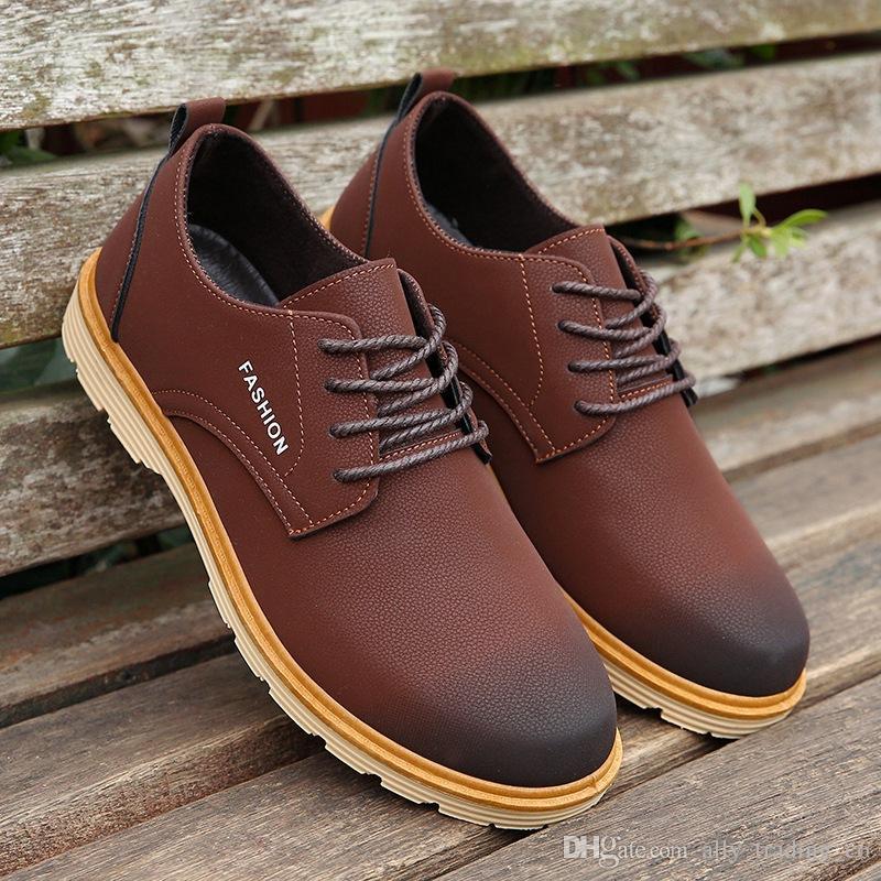 4e078d68a1dc 2018 Designer Wedding Shoes Man Leather White Oxford Shoes for Men ...