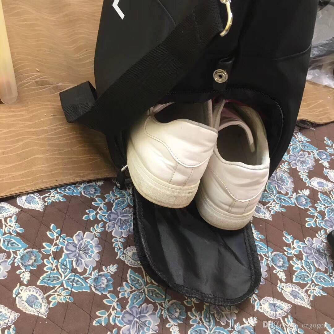 ¡NUEVA llegada! Patrón de lujo de gran tamaño bolsa de viaje Bolsa de playa Yogo bolsa de deporte bolsa de almacenamiento anita