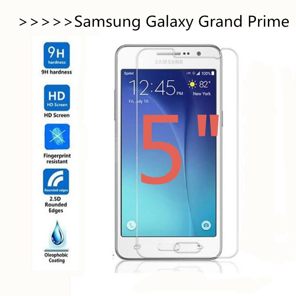 2e781bb9fac 9H 0.26mm Glass Film Hard Clear Tempered Glass For Galaxy Grand Prime G530  SM G530H G530F G531H G531F Film Cheap Cell Phone Cases Screen Protectors  From ...
