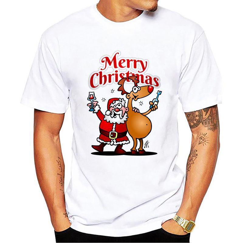 Mode Acheter Noël Pour De Pull Fête Design T qB4x4wft Chemises Moche Homme De 8qPfd661T