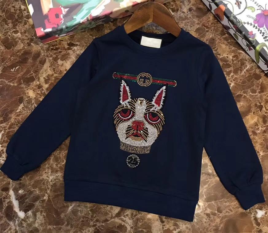 Hao 2018 Autumn Tide Brand Children Garment Boy Long Sleeve Pure ...