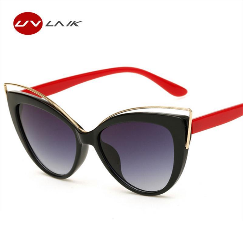 e829e60a86 Luxury Charm Cat Eye Sunglasses Women Fashion Vintage Sun Glasses Elegant  Curve Design Eyewear Retro Katie Holmes Eyeglasses Best Sunglasses For Men  Vuarnet ...