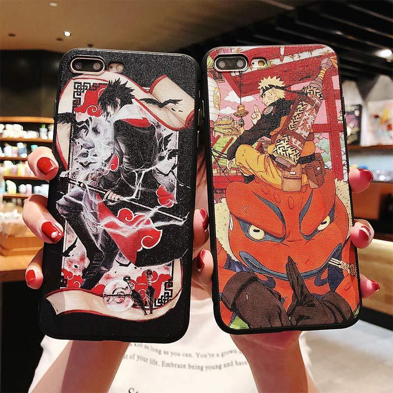 coque iphone xr sasuke