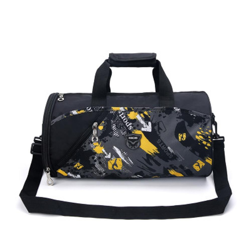 0b971d9b627 Sports Gym Bag Women Men Fitness Bags Yoga Waterproof Nylon Sport ...