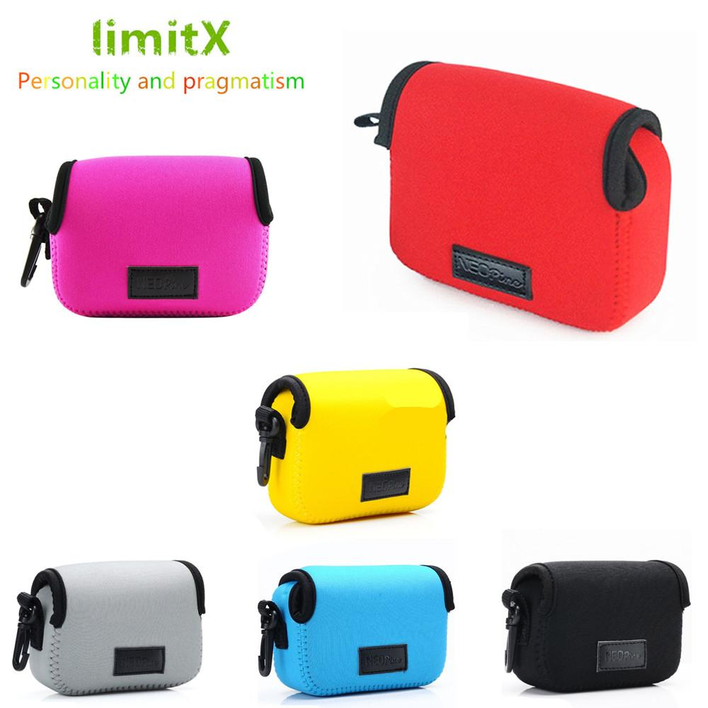 Camera Case for  Powershot SX160 SX170 IS N100 G16 G15 G12 G11 G10 G9 SX730 SX720 SX710 SX700 HS G7X G9X G7 x G9 x Mark II
