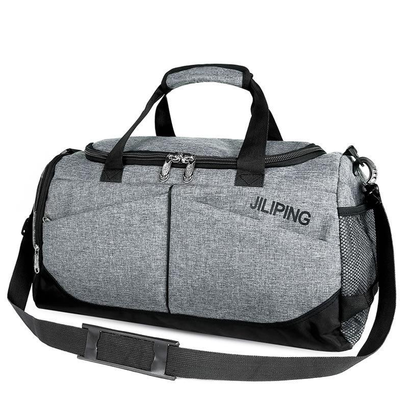 0a32fe9381bc Waterproof Fashion Sports Business Bag Wear Resistant Fitness Handbags Travel  Bag Women Men Shoulder Couples Duffel Package Travel Bags Cheap Travel Bags  ...