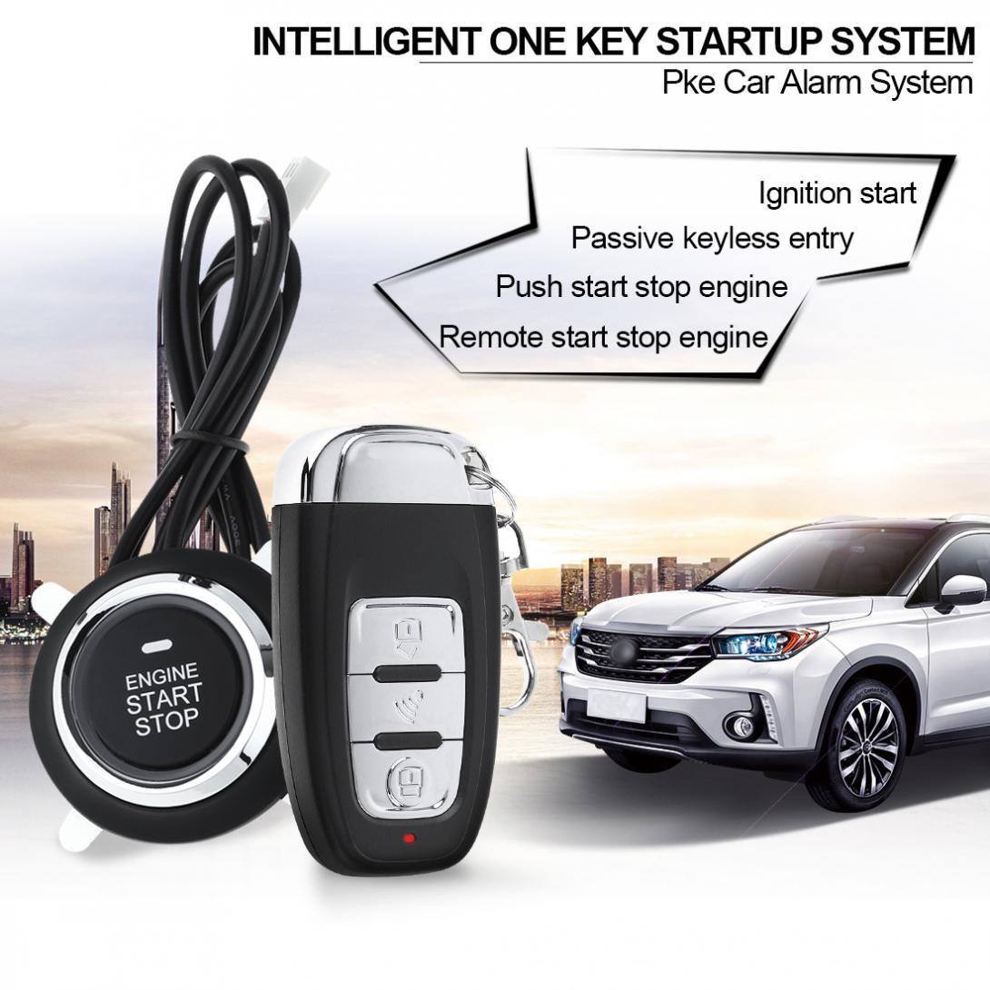 2018 Smart Pke Vehicle Car Smart Remote Initiating System Start Stop ...