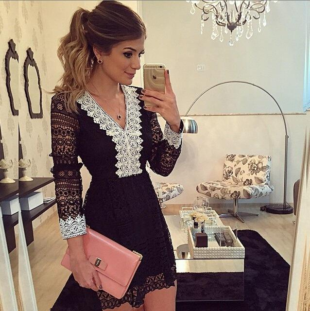 47ad6bbaf5 Night Club Maxi Dress Ma'am Lace V Lead Sexy Brazil Skirt Women ...