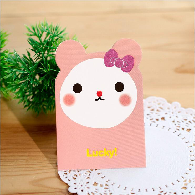 Wholesale Korean Creative Cute Cartoon Animals Exquisite Blessing