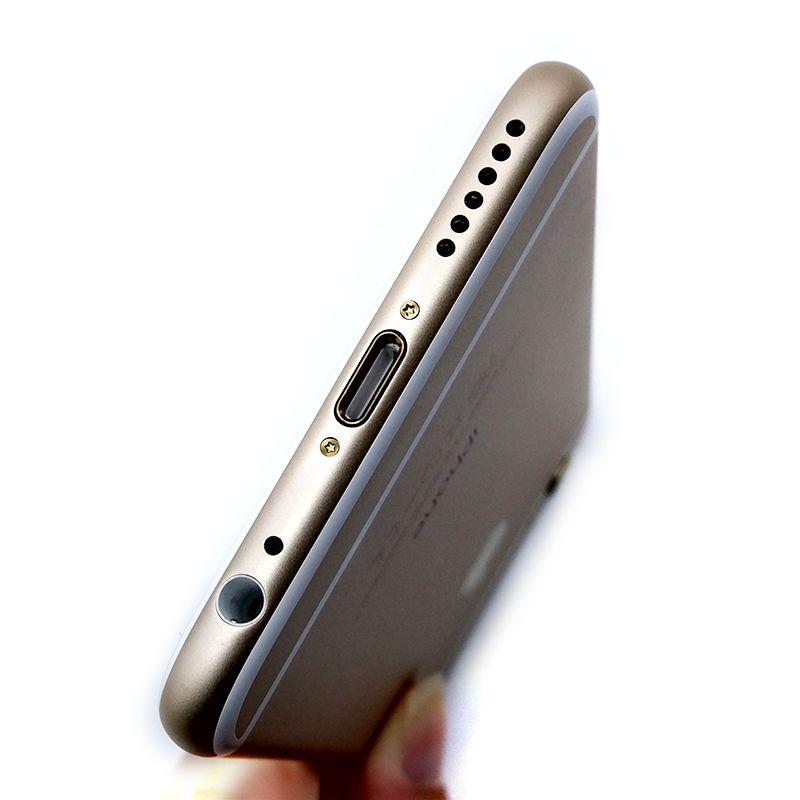 Apple iPhone 6S Plus 6splus i6s Plus 16/23/64 / 128GB iOS مع بصمة WCDMA LTE الأصلي WiFi GPS مجدد الهاتف المحمول مقفلة