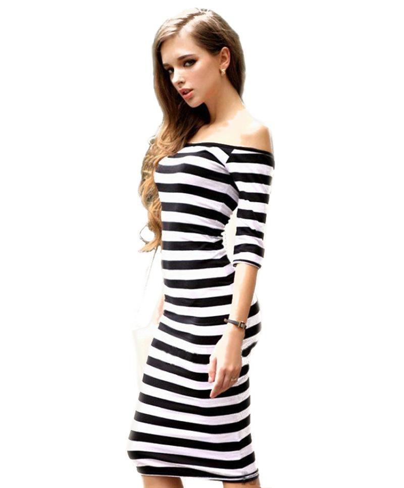 37b2afb84a63e Wholesale- 2017 Bandage Women Dress Sexy Knee Length Female Bodycon  Clothing Clothes Vestidos Vestido De Plus Big Large Size 5XL Robe Femme
