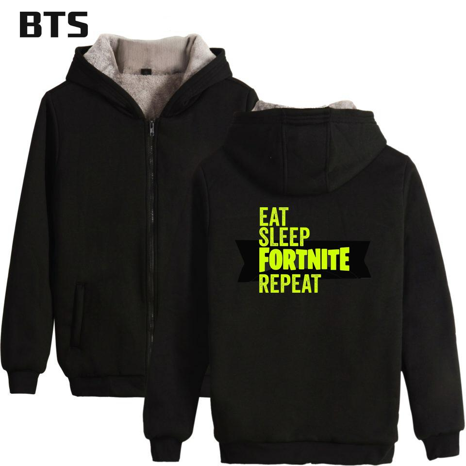 BTS 2018 Fortnite Good Game Creative Design Hoodies Men Sweatshirt Lovely  Casual Women Zipper Autumn Winter Hoodies Sweatshirts UK 2019 From  Lookpack 08ac5d802bf6