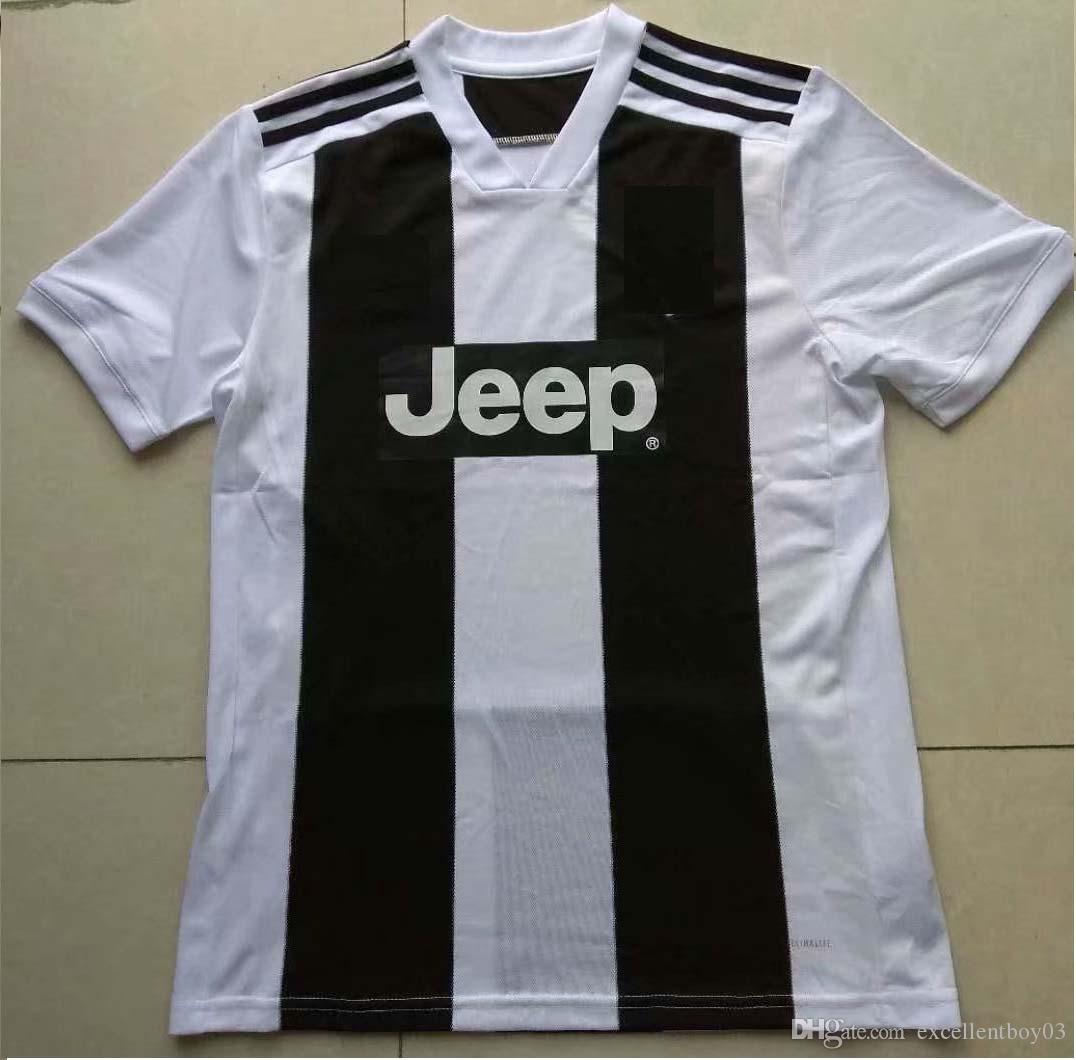 san francisco 9c7a7 5f52a S-2XL Juventus Jersey Men's home color white Juventus jersey RONALDO  HIGUAIN football uniforms soccer jersey A1