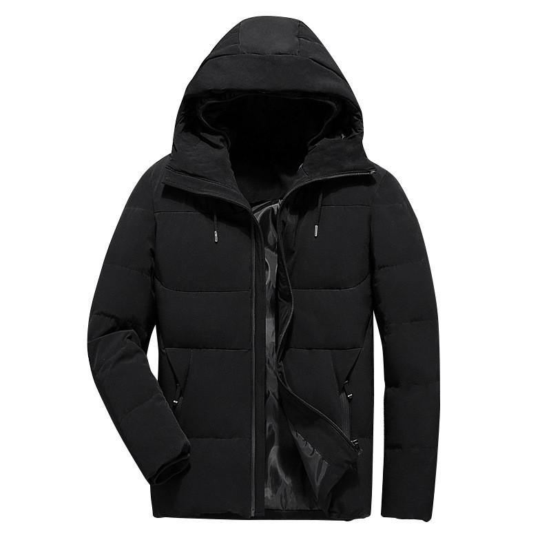 Großhandel Neue Männer Winterjacke Mode Mit Kapuze Thermische Daunen  Baumwolle Parkas Männlichen Beiläufigen Hoodies Marke Kleidung Warmen  Mantel 4xl Parka ... 172e1c8929