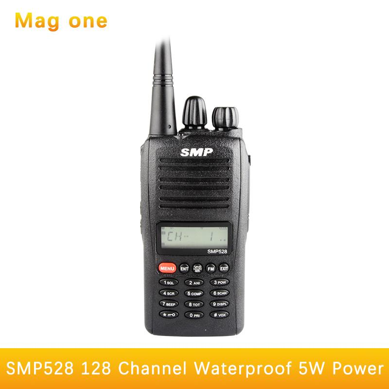 For the Motorola SMP528 walkie talkie 5W high power two way radio VHF UHF  Frequency Portable Ham Radio Hf Transceive