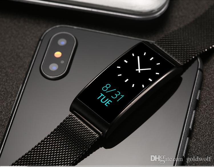 Fashion X3 smart watches bracelet wristband bluetooth heart rate blood pressure message reminder Sleep Monitor for android ios In stock