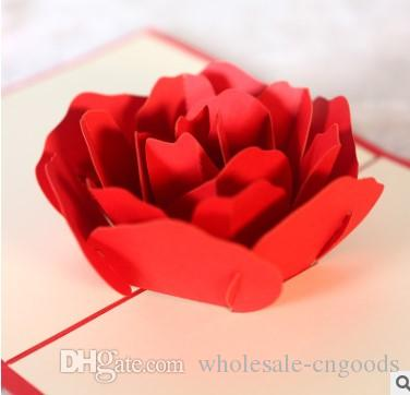 3d hollow large roses three dimensional card love handmade diy three 3d hollow large roses three dimensional card love handmade diy three dimensional paper carving creative card birthday wishes card birthdays card from mightylinksfo