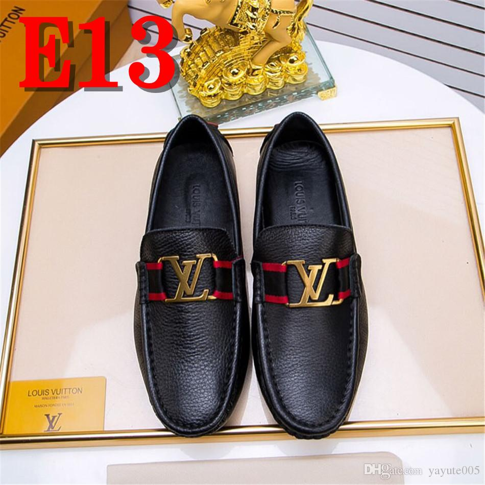 6eba37c66d0 Genuine Leather Mens Moccasin Shoes Men Flats Breathable Casual Italian  Loafers Comfortable Driving Loafers Shoes Heels Shoes Online From  Yayute005