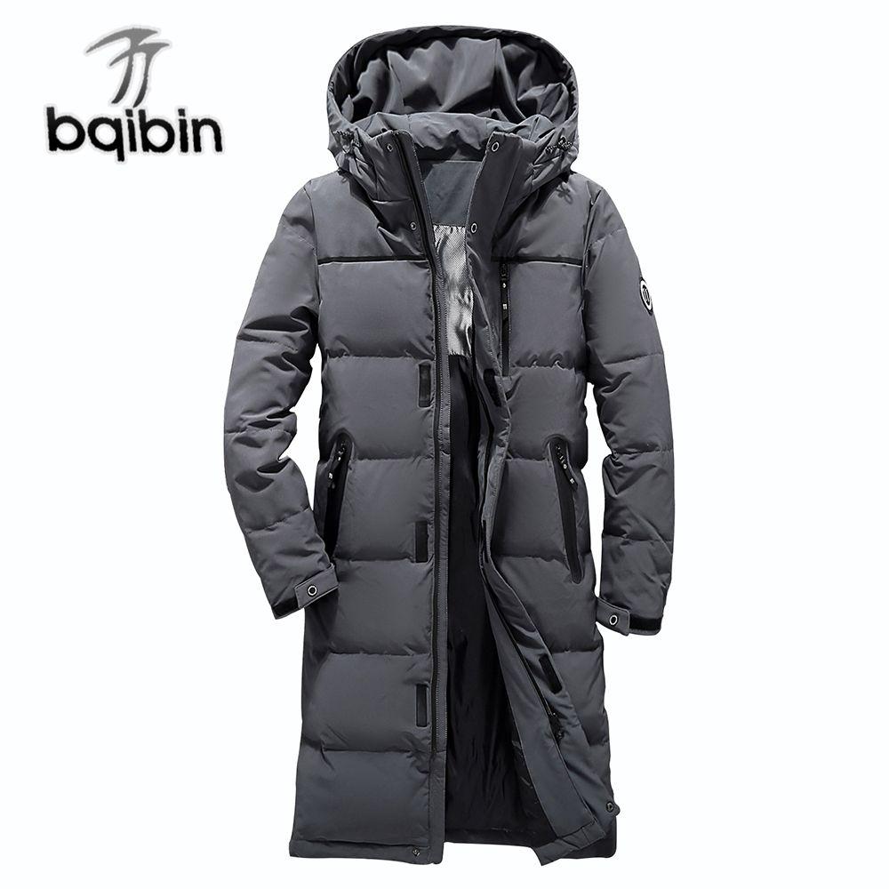 1206a3f62d8 2018 New Fashion Autumn Winter Outwear Down Jacket Men Windproof ...