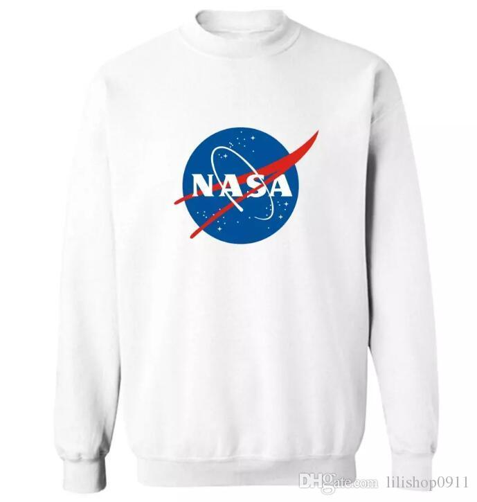 quality design 0b67b d2b26 Wholesale-Trendy NASA 4XL Sweatshirt Men Luxury in The Martian Matt Damon  Mens Hoodies and Sweatshirts Streetswear for Couples