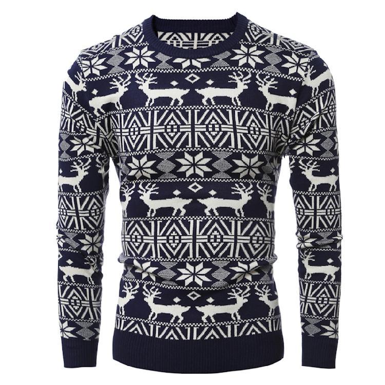 Großhandel Mode 2018 Männer Marke Winter Pullover Hirsch Männer Gute  Qualität Langarm Herren Pullover Pullover Casual Größe 2xl Von Octavi,   48.55 Auf De. 13f3d8f6d2