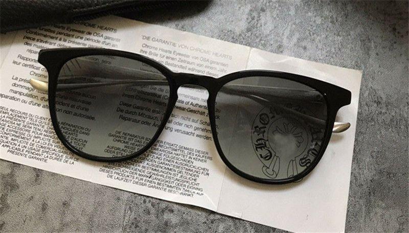 8179366dff New Luxury Brand Sunglasses Men Design Metal Vintage Sunglasses ...