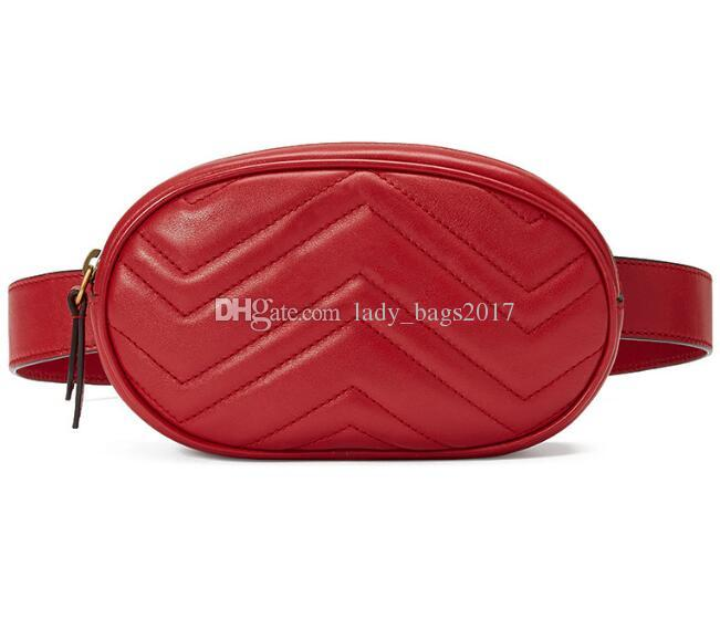 Neue Leder Liebe Herz V Wellenmuster Taschen Taschen Frauen Männer Umhängetaschen Gürtel Umhängetasche Frauen Kette Taschen Handtaschen