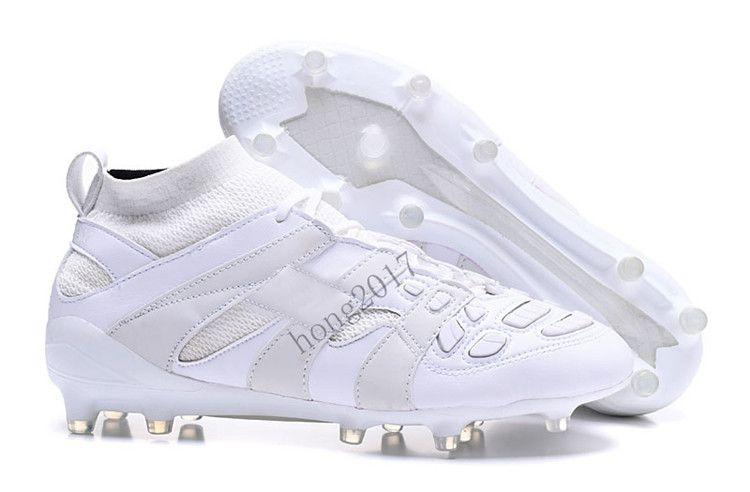 2018 2018 socks men football boots predator accelerator fg tf beckham capsule collection designer sn