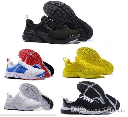 new styles 35148 ac20d New zapatos running shoes presto ultra run triple black white yellow Sock  dart Kids Women Mens Sneakers socks casual shoe Sports sneaker