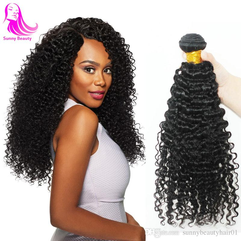 12 14 16inch Indian Hair Curly Weave 3 Bundles Extensions Raw Indian Hair Afro Kinkys Curly Hair Virgin Curly Human Hairs Weaves Wefts Cheap