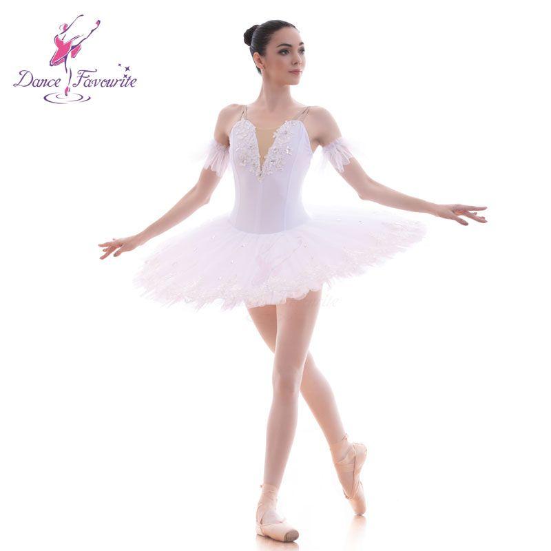 d278291eb0 White Swan Lake Meninas Ballet Tutu Mulheres Ballet Vestido Para Bailarina  Pancake Tutus Trajes Profissionais Bll048 De Duixinju, $123.28 |  Pt.Dhgate.Com