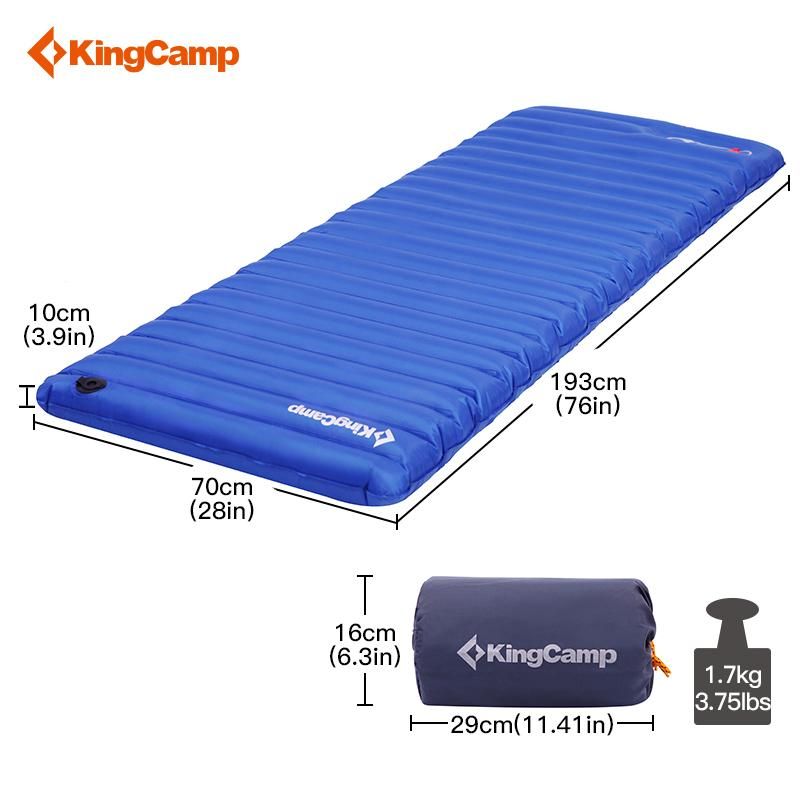 Acheter Matelas Gonflable Gonflable Kingcamp Matelas De Camping