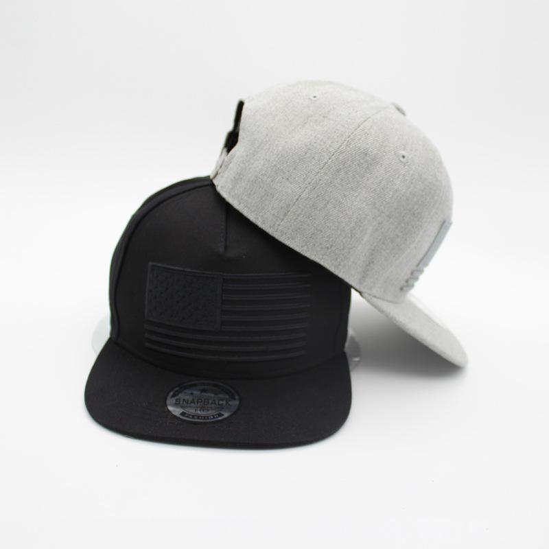 4ddd006f Hot Men Baseball Snapback Cap USA Flag 3D Embroidery Hat Sports Sun Visor  Hats Hip Hop Popular Hats Flat Bill Hat Fashion Couple Hat Customized Hats  Custom ...