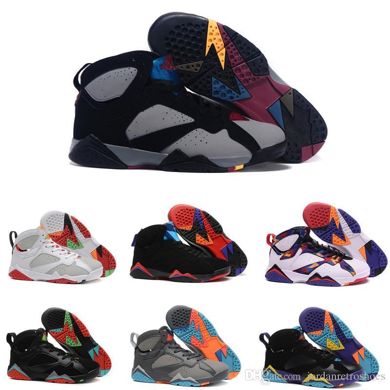afda18ef368 High Quality 100% Original Basketball Shoes 7 7s Men Women Authentic ...