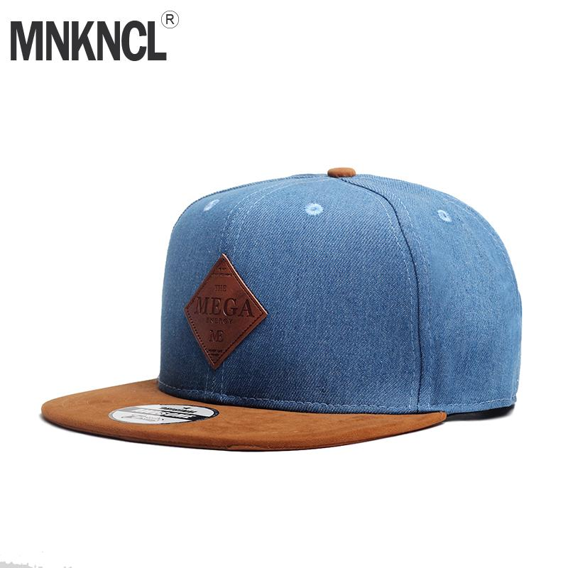 MNKNCL High Quality Snapback Cap MEGA Embroidery Brand Flat Brim Baseball  Cap Youth Hip Hop And Hat For Men And Woman Cap Rack Caps From Gocan, ... ef68bcc8842c