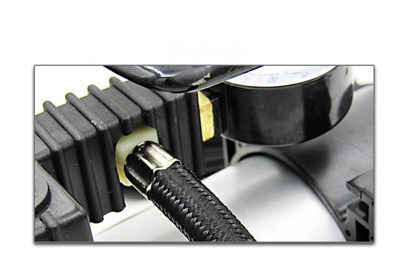 Universal 12V Mini Portable Mini Air Compressor 100 PSI Bike Car Tyre Inflator air Pump Cigarette