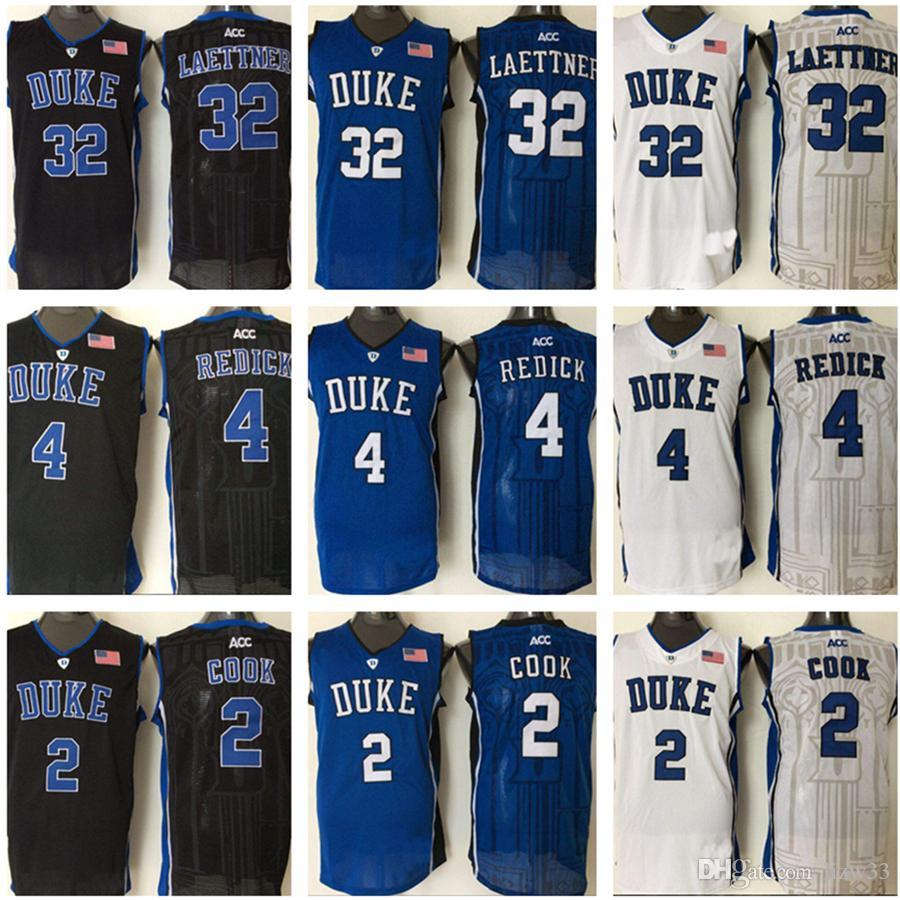 46c10f2cf78 low price best duke blue devils jersey 4 jj redick 2 quinn cook 32  christian laettner