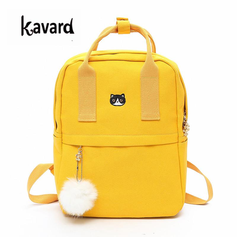 Wholesale Canvas Backpack Women Preppy Style School Bags For Teenage Girls  2018 Women Backpacks Cute Back Pack Student Bags Gregory Backpacks Army  Backpack ... d8d6927c182c