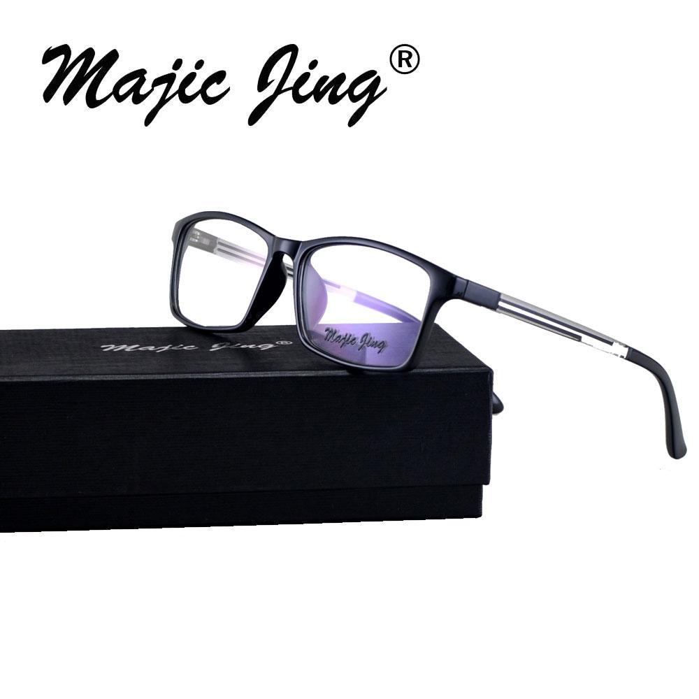 Großhandel Magic Jing T8178 Vollrand Tr Brille Rx Brillenfassungen ...