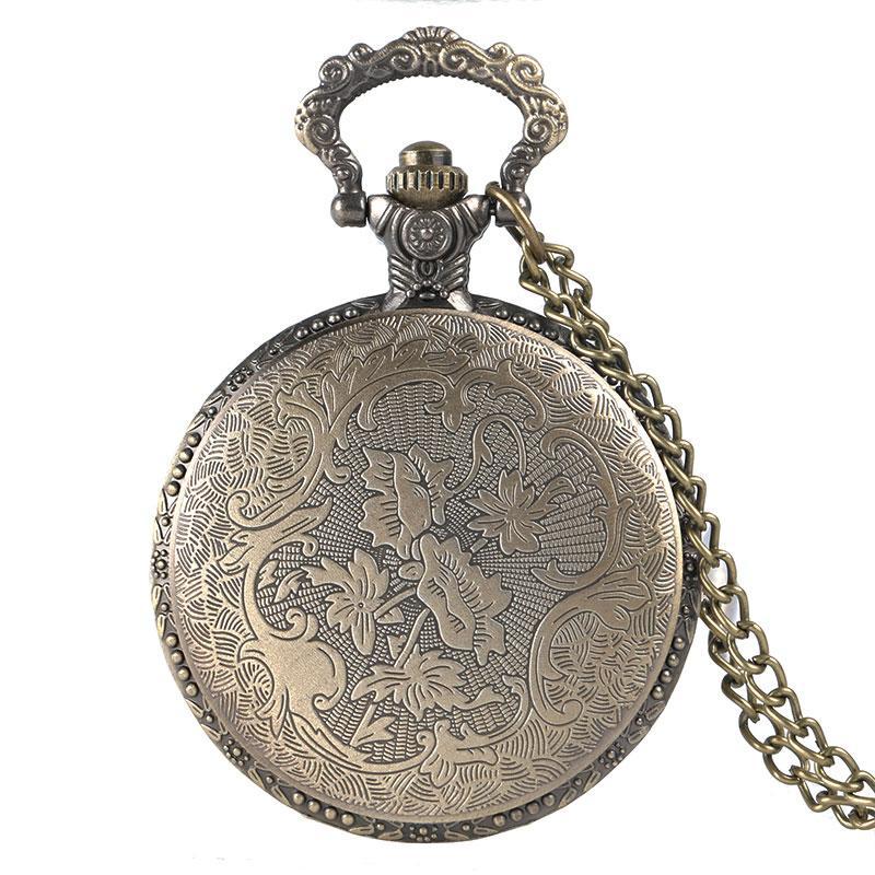 Antik Bronz Cep Saati Oyun thrones House Strak Kış Geliyor Erkekler Kadınlar Fob Saatler Kolye Kolye Hediye