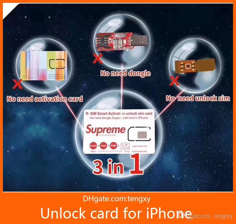 Sim Karte Gesperrt Iphone.Neueste Hochwertige Rsim Smart Aktivierung Entsperren Sim Karte Entsperren Fur Iphone Max Xs 8plus 7 6s Entriegelt Ios 12 3 In 1 Vorratig