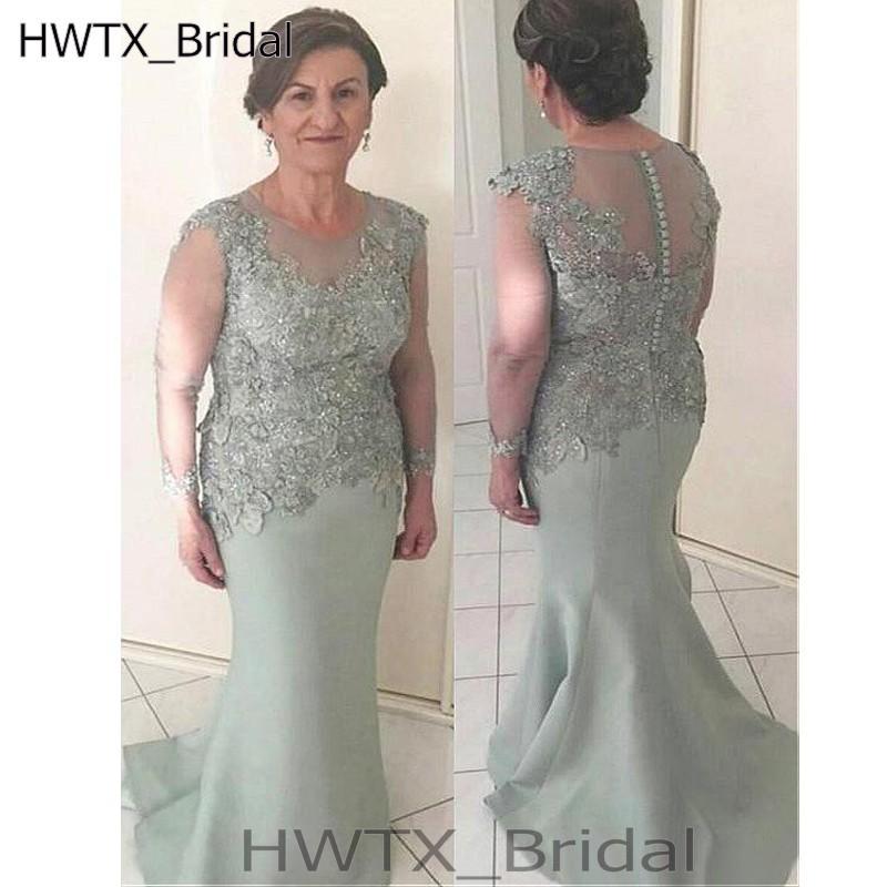 compre vintage tallas grandes madre de la novia vestidos para bodas