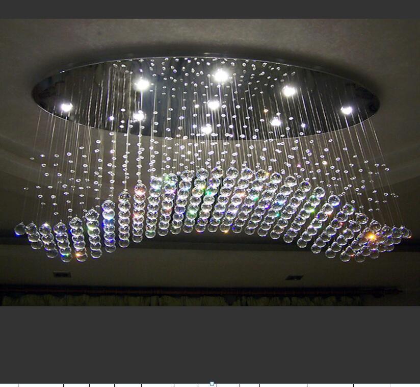 Kristall led wohnzimmer deckenleuchte kreative restaurant beleuchtung mode  romantische schlafzimmer lampe