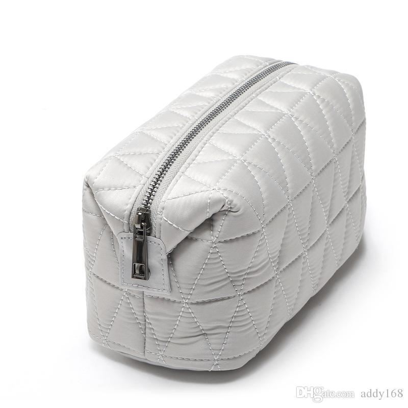 Waterproof and portable toiletries bag, simple hand, bag and wash bag.
