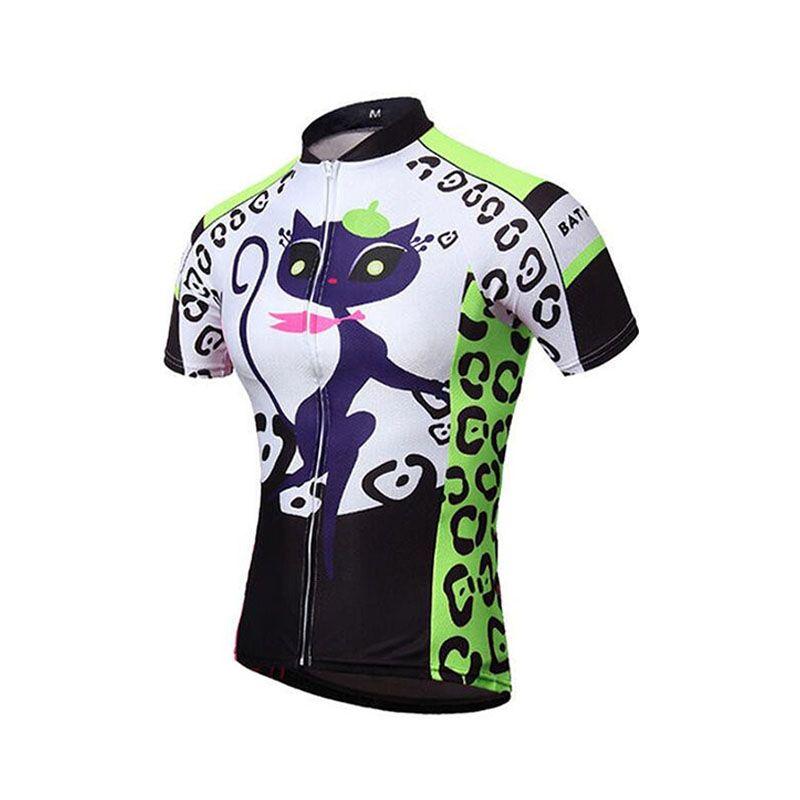 Tour De France Pro Team Cycling Short Sleeves Jersey Hot Sale MTB Racing  Bike Ropa Ciclismo Bicycle Wear Shirt Summer Women Cycling Clothing Funny  Cycling ... a5c70f331