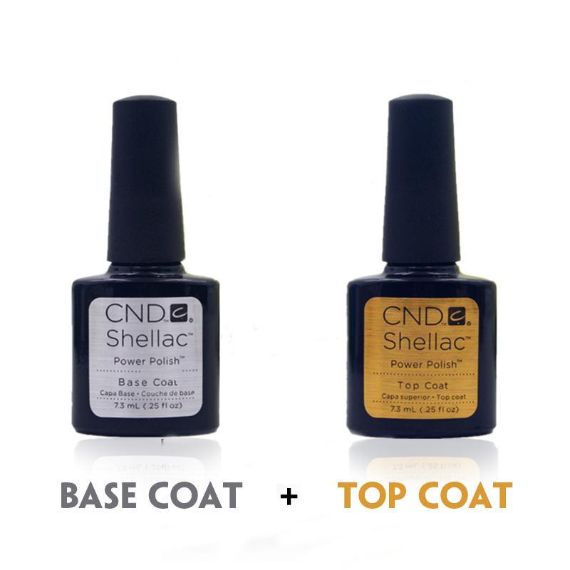 Wholesale Brand New Nail Gel Top Coat Top It Off + Base Coat ...