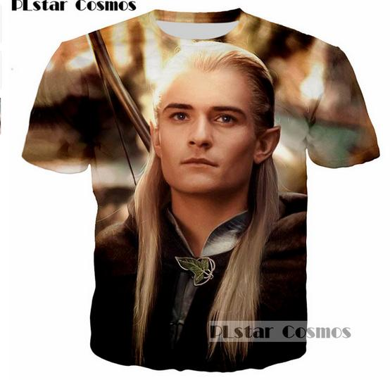 ce6bb991d Summer New Style Fashion T Shirt Classic Film Lord Of The Rings 3d Printing  Men Women T Shirt Funniest T Shirts Mens Funny T Shirts From Fjb272211689,  ...